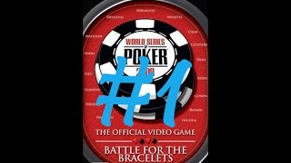 World Series Of Poker #1(PSP) Вечерний покер :-)