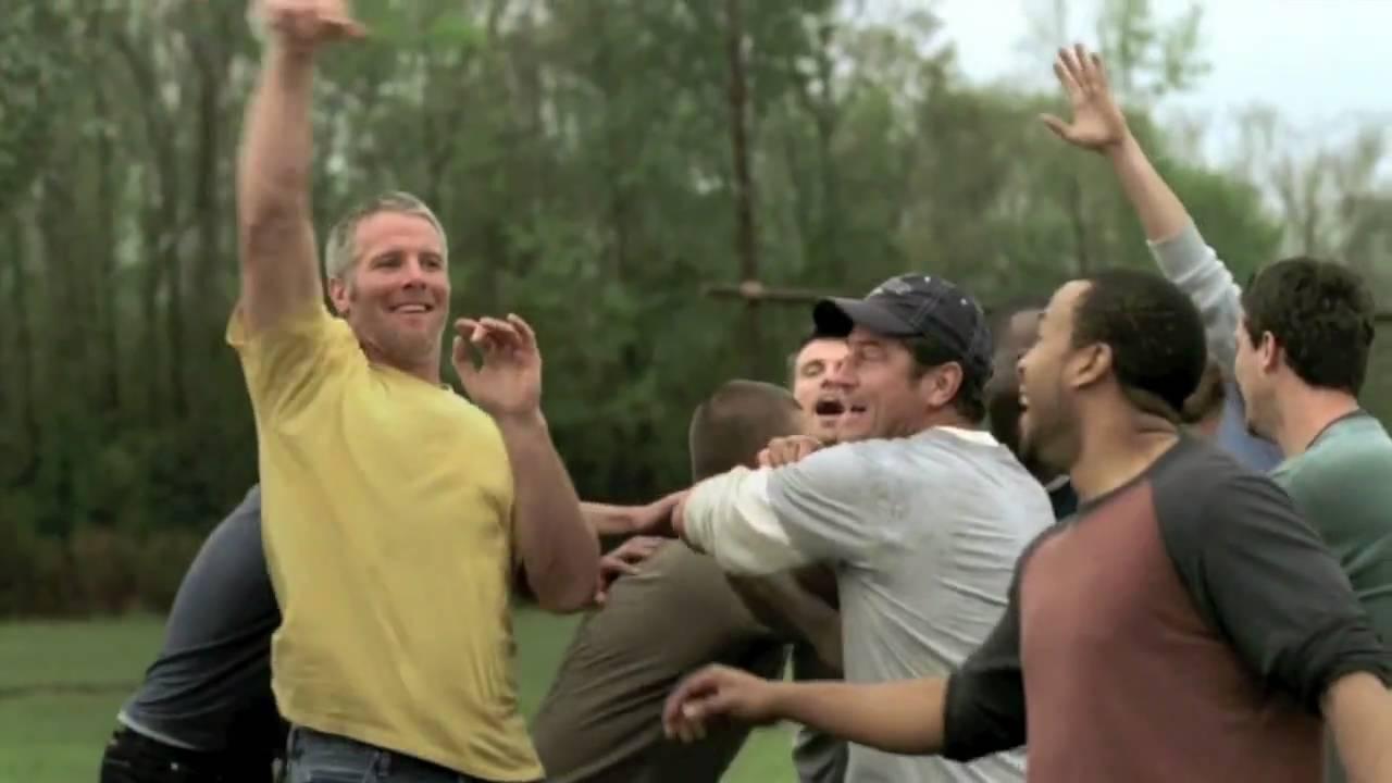 15d95d5e Wrangler Brett Favre Commercial - YouTube
