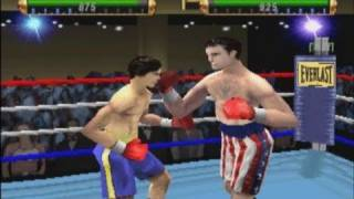 AWFUL PLAYSTATION GAMES: HBO Boxing Review
