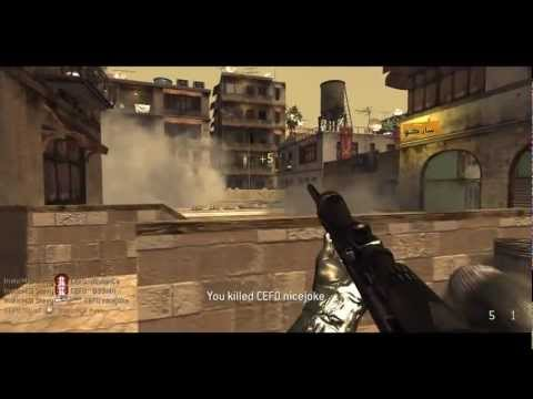Stevy - One Life Left | A CoD4 Promod Frag Movie edited by lewis