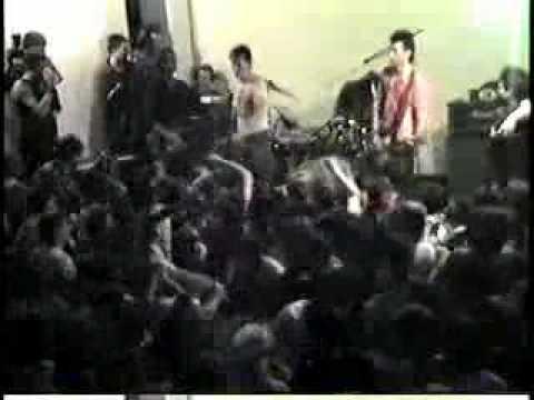 "DK Soup is good food ""Live"" 1985"