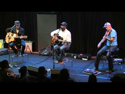 Darius Rucker - Wagon Wheel (Bing Lounge)