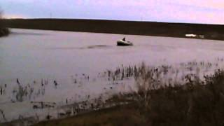 Сиа про отн15 лодка сильверадо 33F средний газ(обкатка)