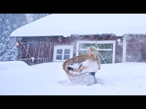How Nordic people do the laundry
