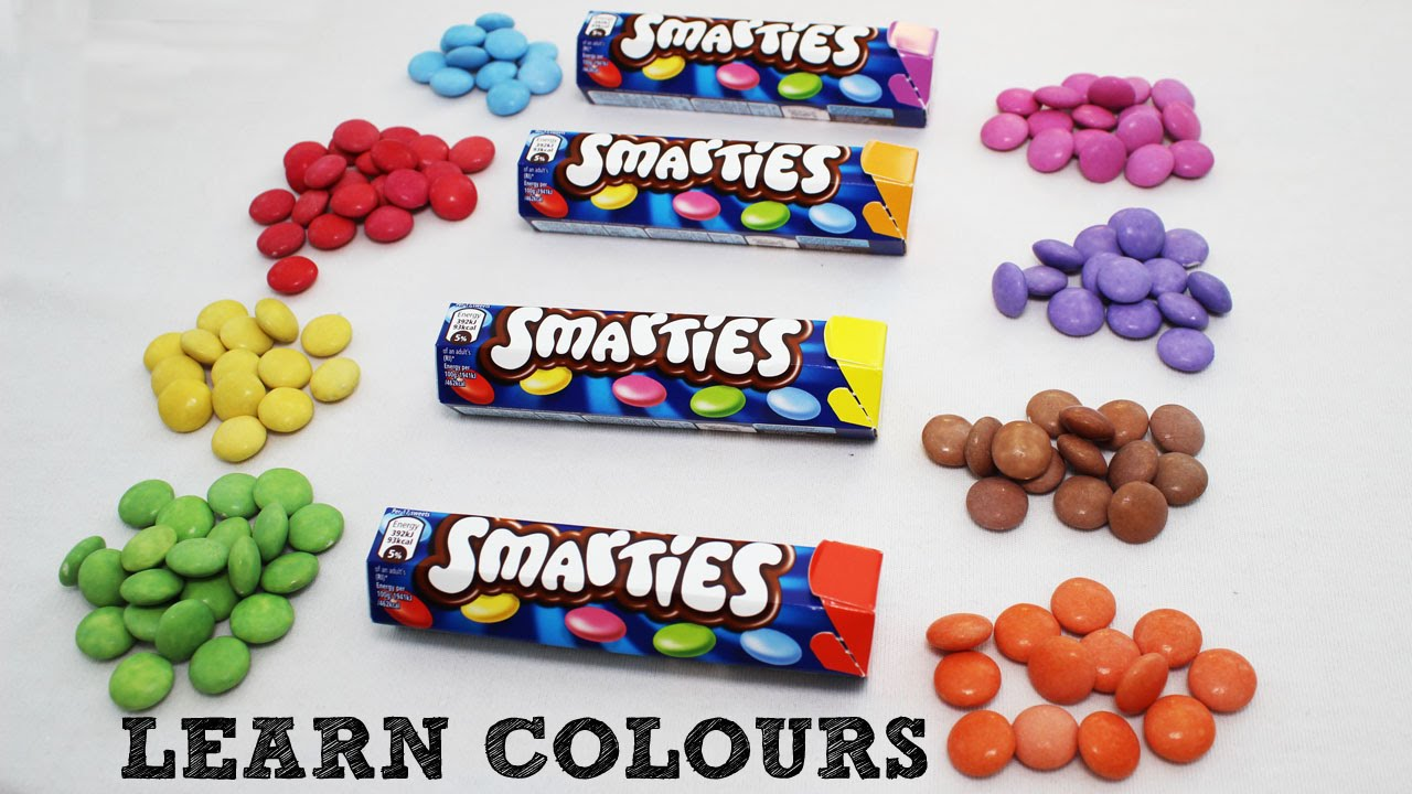 Pics For > Nestle Smarties Candy