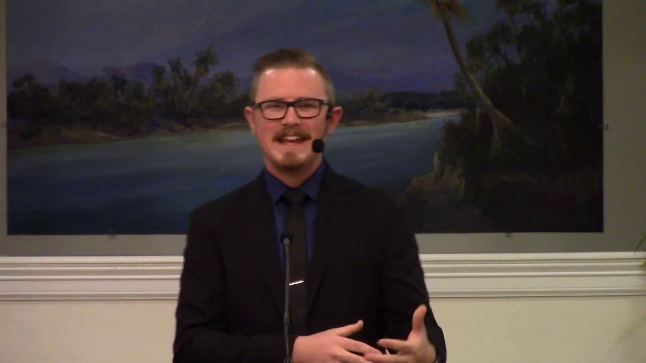 Missionary: Trent Granger   The Job Of every Christian
