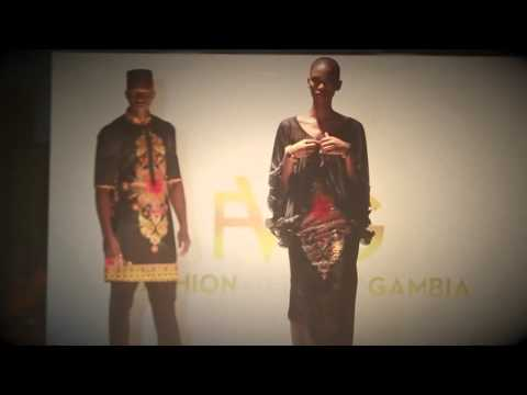 Fashion Weekend Gambia Day1