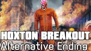 PAYDAY 2: Hoxton Breakout Alternative Ending Thumbnail