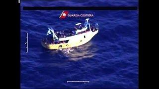 446 migrants sauvés au large de l'Italie