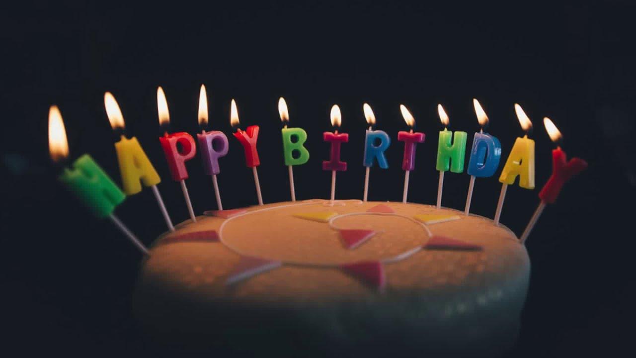 Happy Birthday Whatsapp Status Video Birthday Song Status Birthday Wishes Status Download Free Youtube