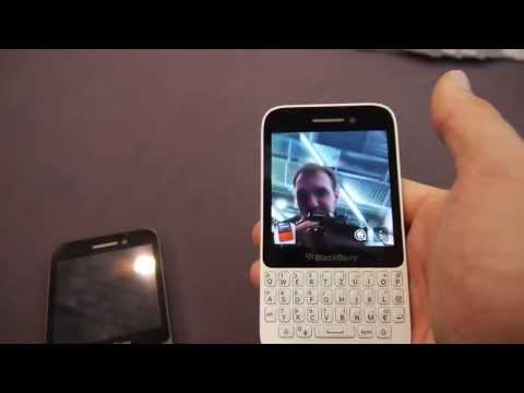 BlackBerry Q5 okostelefon bemutató videó | Tech2.hu