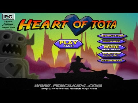 Прохождение Heart of Tota
