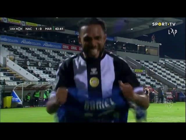 Goal | Golo Gorré: CD Nacional (1)-0 Marítimo (Liga 20/21 #23)