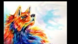Anime Wolves - Fireworks