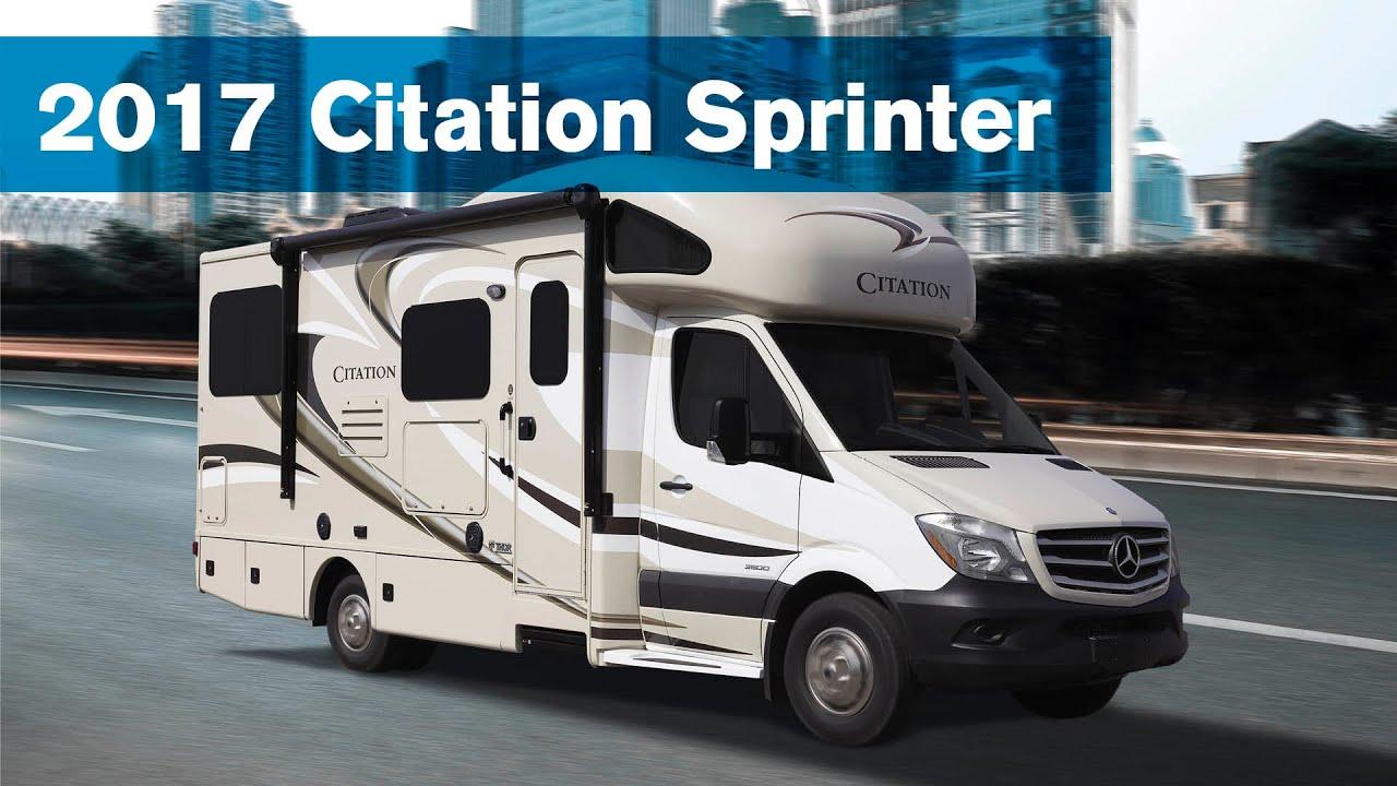 2017 citation sprinter what s new youtube rh youtube com