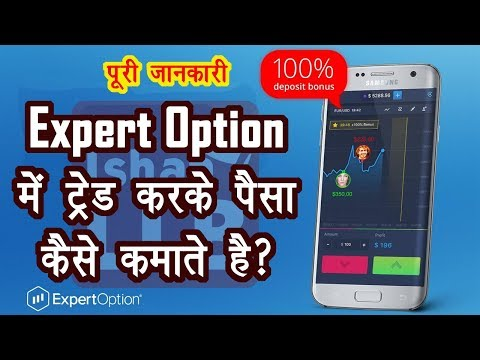 ExpertOption – Mobile Trading Review in Hindi   By Ishan