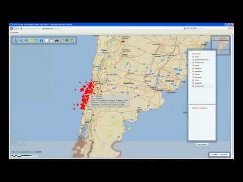 ESRI 2010 Mashup Challenge - GIS Editor - Silverlight API