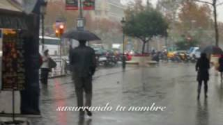Yesterday I heard the rain Tony Bennett & Alejandro Sanz (Sub)