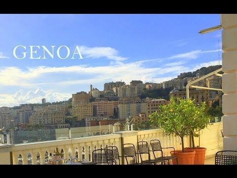 GENOA City Walk / Italy