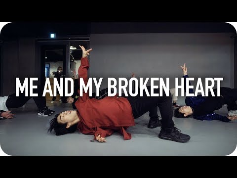 Me and My Broken Heart - Rixton / Koosung Jung Choreography