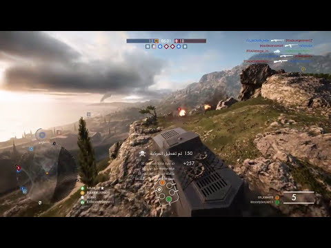 BF1 || O vs FDA || 12 vs 12 || Empire's & Sinai
