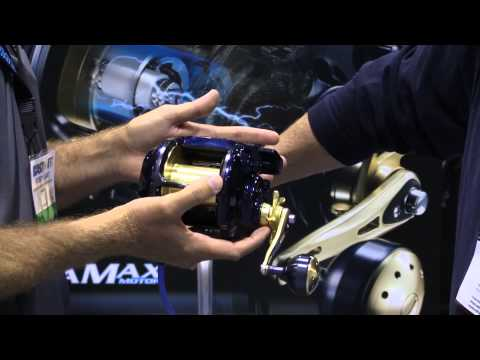 Shimano BM9000 Beastmaster Electric Dendou Reel At ICAST 2014