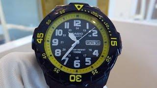 Casio MRW-200HC-2BVEF(Мужские часы Casio MRW-200HC-2BVEF - в Украине, Харькове, Киеве http://watchmag.com.ua/casio-mrw-200hc-2bvef.html Бренд: Япония Дизайн модели: ..., 2015-10-05T10:54:33.000Z)