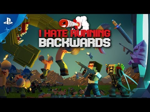 Hate Running Backwards – Launch Trailer | PS4