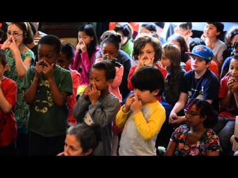 La Tertulia at Manhattan Country School