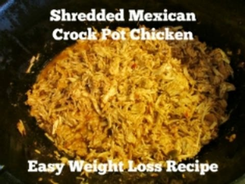 Mexican Crock Pot Chicken Easy Recipe