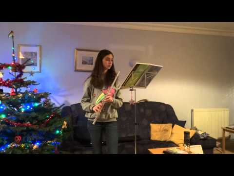 'In Christ Alone' on flute