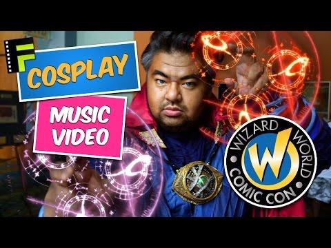 Wizard World Richmond | COSPLAY Recap Music Video | 2016