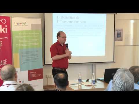 Comment devenir polyglotte en langues romanes? - Christian Koch at the Polyglot Gathering 2015
