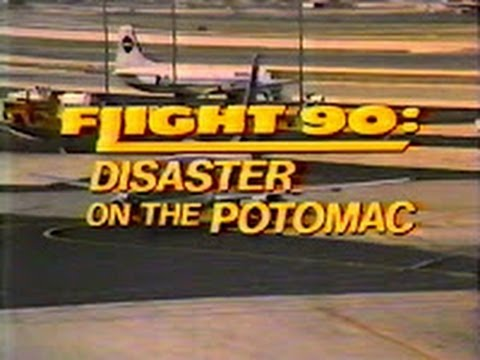 Flight 90: Disaster On The Potomac (Full 1984 TV Movie)