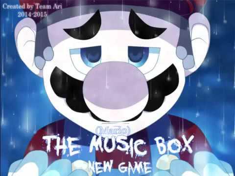 Mario the music box theme