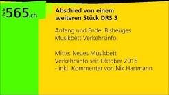 SRF 3 - neues Musikbett Verkehrsinfo (Oktober 2016)
