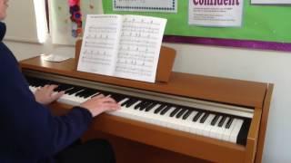 Barnum - Love makes such fools junior piano accompaniment