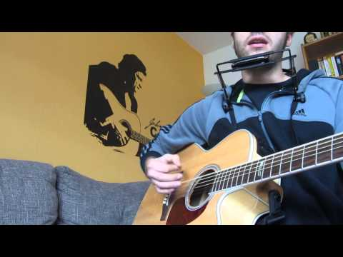 Harmonica harmonica tabs johnny cash : Johnny Cash - Give My Love To Rose (acoustic guitar cover with ...