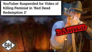 BANNED! Terrible Red Dead Redemption Comments [Feat. General Sam]