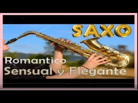 SAXO ROMANTICO SENSUAL Y ELEGANTE De WILSON LOPEZ