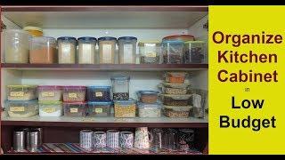 Indian Kitchen Organization | Kitchen kaise jamaye | Flavours of my life
