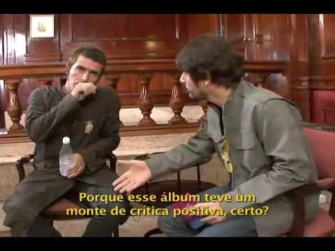 Entrevista de Liam Gallagher no Canal Multishow (Brazil)