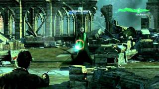 Harry Potter and The Deathly Hallows Part 2 Game Walkthrough Part 13 Harry VS Voldermort