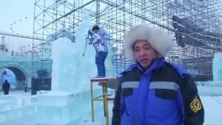 مهرجان مدينة هاربن السنوي للثلوج