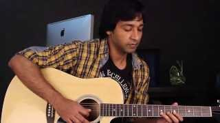 Baazigar Guitar Lesson in Hindi for Beginners By VEER KUMAR