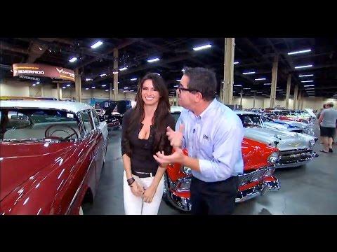 April Rose & Steve Mags Fox Sports Bel Air feature