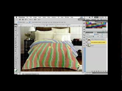 How To Create And Overlay A Pattern In Photoshop
