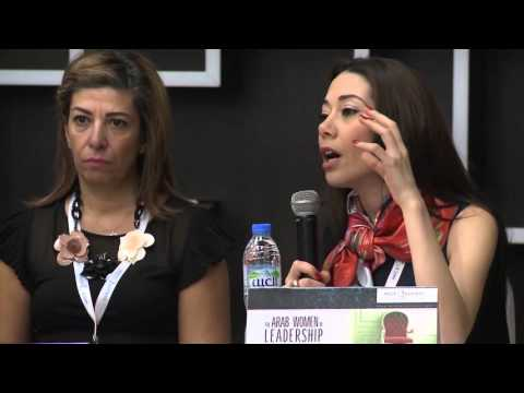 The Arab Women in Leadership and Business Summit 2015