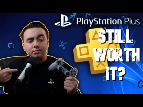 Is Playstation Plus Still Worth the Money in 2020?