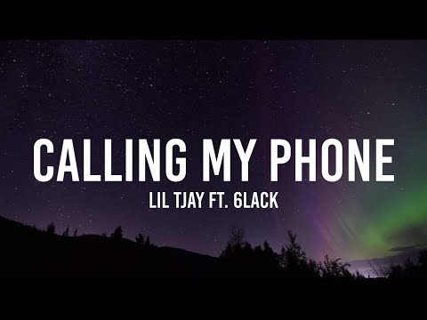 Lil Tjay – Calling My Phone (Lyrics) ft. 6LACK | I can't get you off my mind [Tiktok Song]